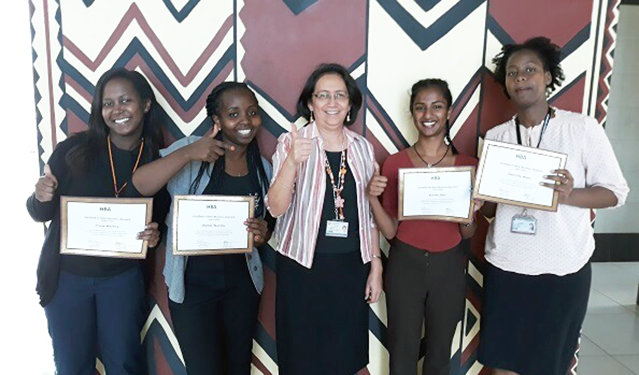 Strathmore hospitality students won first prize in EuroCHRIE University Challenge 2018!